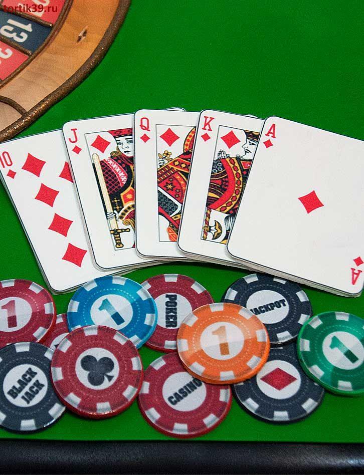 торт казино покер