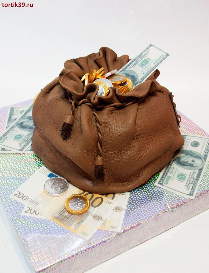 Как сделать торт мешком 33