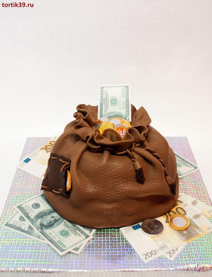 Как сделать торт мешком 8
